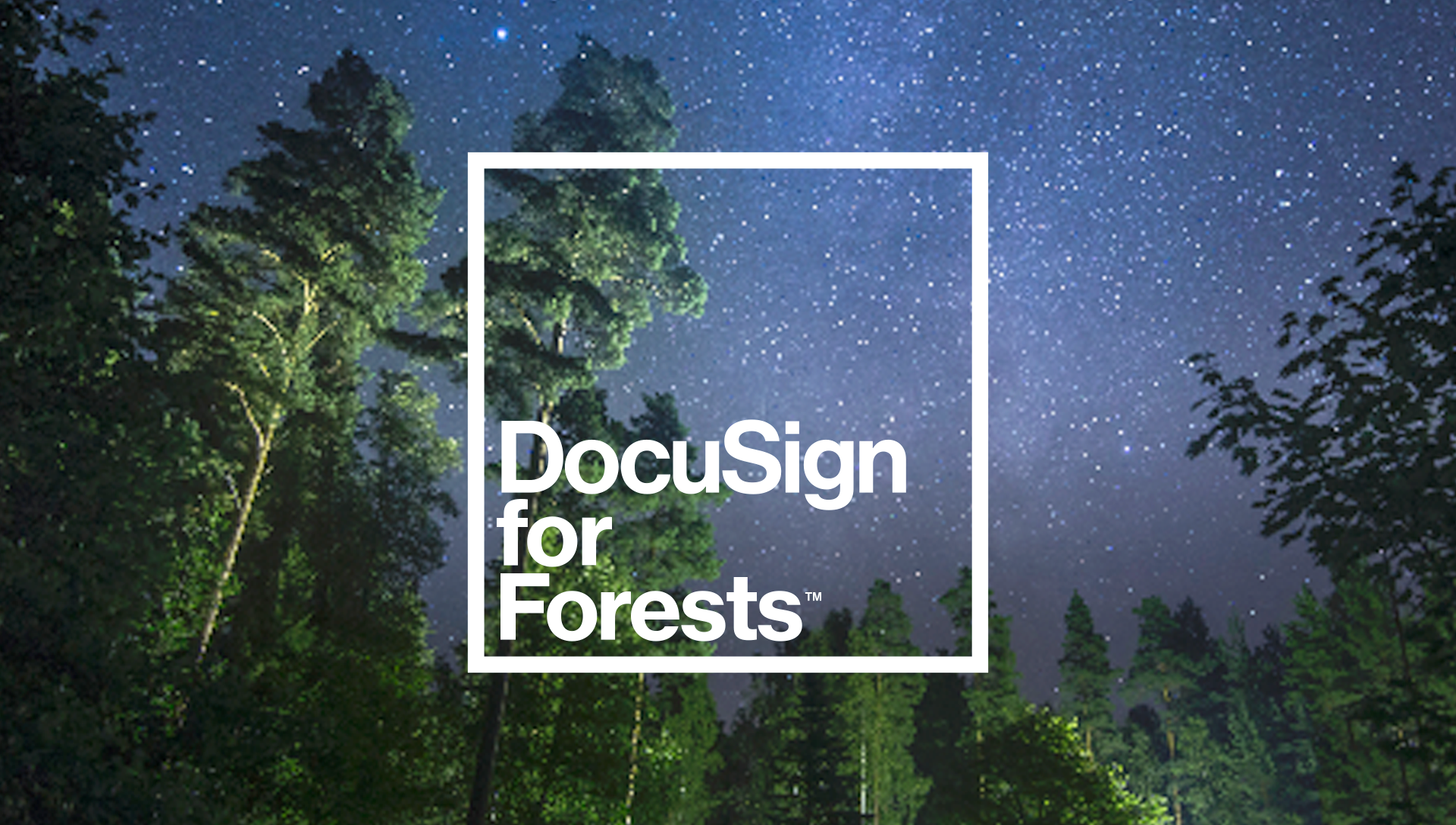DocuSign for Forests schermafbeelding