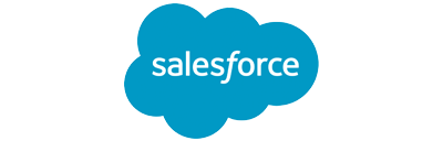 Logo van Salesforce